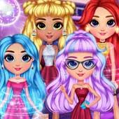 Rainbow Girls Fashion